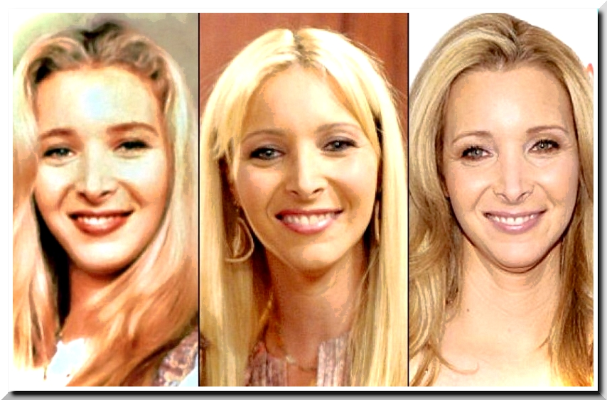 Lisa Kudrow Plastic Surgery Scandals – A very well done nose job?