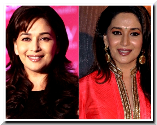 Madhuri Dixit Plastic Surgery Scandals – Was it all fake?